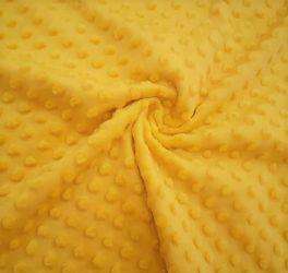 Minky textil - méteráru 160 cm széles - rózsaszín.