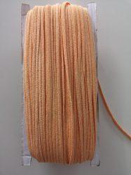 Fényes dekor kalapgumi többféle színeben, átmérő 2 mm.
