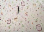 Szürke patchwork mintás flanel textil