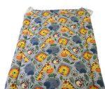 Nyuszis - virágos gobelin 15x15 cm