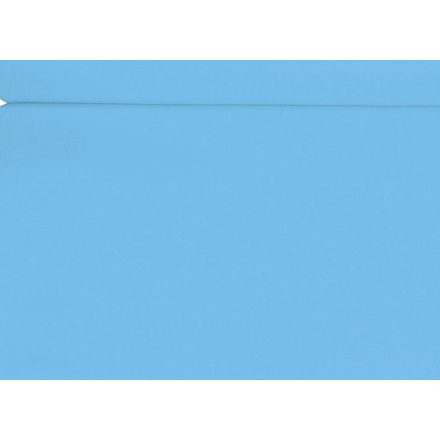 Élénk kék lepedővászon 160 cm széles