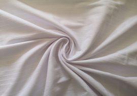 Farmer jellegű textil önmagában virágos sötétkék alapon fehér pöttyös
