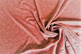 Rugalmas 200 g-os pamut - jersey méteráru 180 cm széles, bordó színű.
