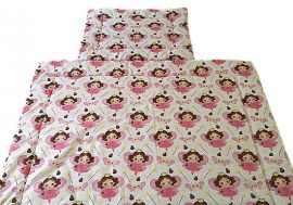 Bagoly mintás polár textil 180 cm széles