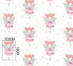Tündéres méteráru - textil 100% pamutból