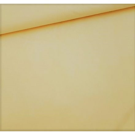 Krém színű kötött acryl  - 155 cm
