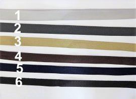 Nadrág koptató szalag többféle színben - 15 mm