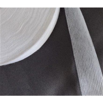 Vasalható fátyol vetex szalag 25 mm széles.