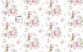 Burcum Classic Batik kötőfonal - 2626 fehér - barna