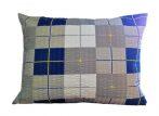 Elasztikus pamut jersey textil sárga - szürke - rózsaszín - fehér csíkos