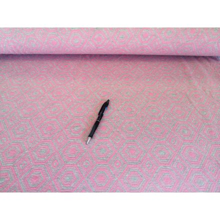 Piros futter textil  50x130 cm