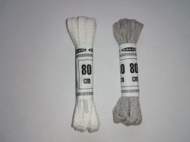 8 mm-es cipőfűzők 80 cm hosszúak