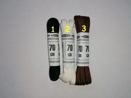 70 cm hosszú cipőfűzők
