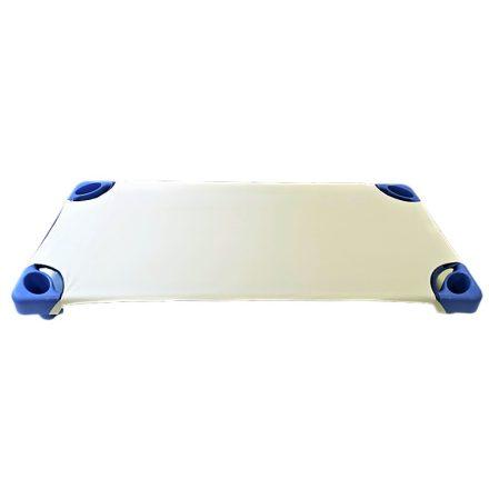Fényes felületű vékony selyem szatén textil - fekete