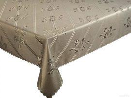 Sötétszürke asztalterítő 40x120 cm méretben