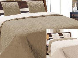 160 cm széles rugalmas farmer jellegű textil - lazac színben