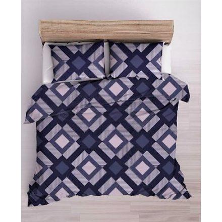 110 cm hosszú  cipőfűző sötétkék színben 6 mm