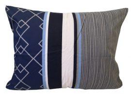 Poliészter szövet - barnás szürke színű 140 cm széles