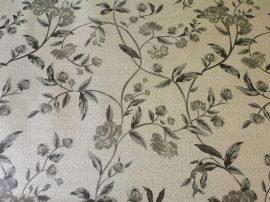 Viaszos vászon terítő - madaras - szíves 140x180 cm