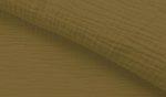 Színes flitteres textil - 130 cm