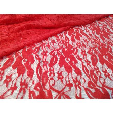 csipke textil méteráru 140 cm széles virágos