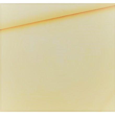 Pamut vászon - vanília 160 cm széles 120g