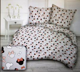 Mickey egér ágynemű huzat 140x200