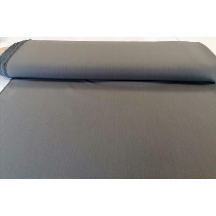 Rugalmas szürkészöld szövet 150 cm széles