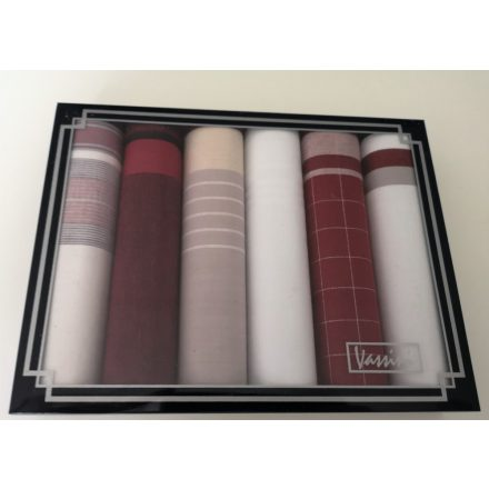 Textil zsebkendő szett