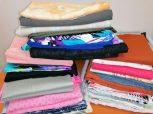 Maradék , vagy hibás textil - méteráruk
