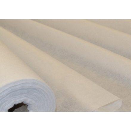 Fehér ragasztós nem szőtt vetex 50gr/m2