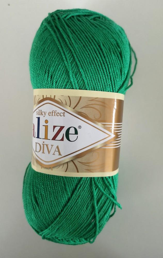 Alize Diva Kötőfonal - 123