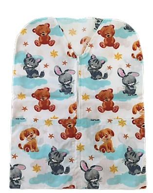 Catania color originals- (206) zöld - kék melír